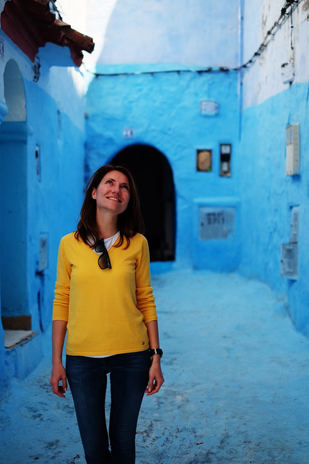 In Chefchaouen