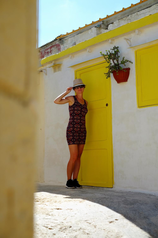 Walking around Valletta